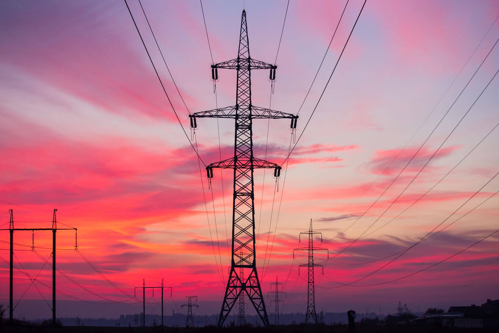 Přenos přeprava a distribuce elektřiny